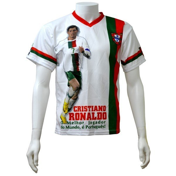 Ronaldo Portugal T-Shirts Size - XL