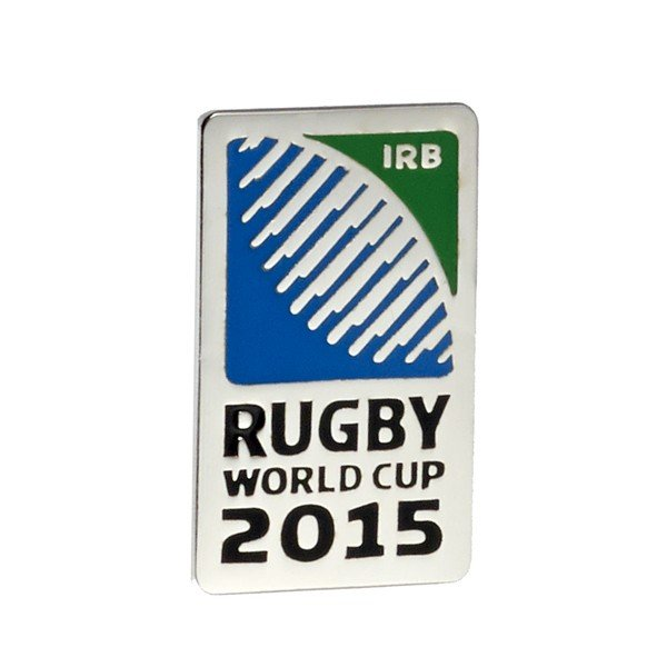 Rugby World Cup 2015 Pin Badge