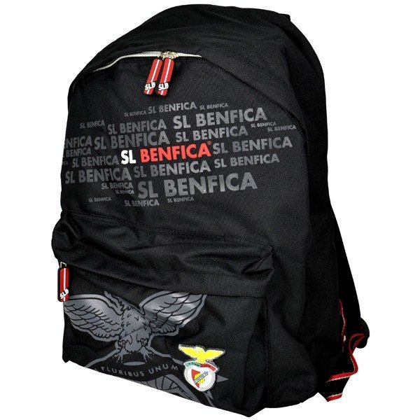 S.L. Benfica Black Backpack
