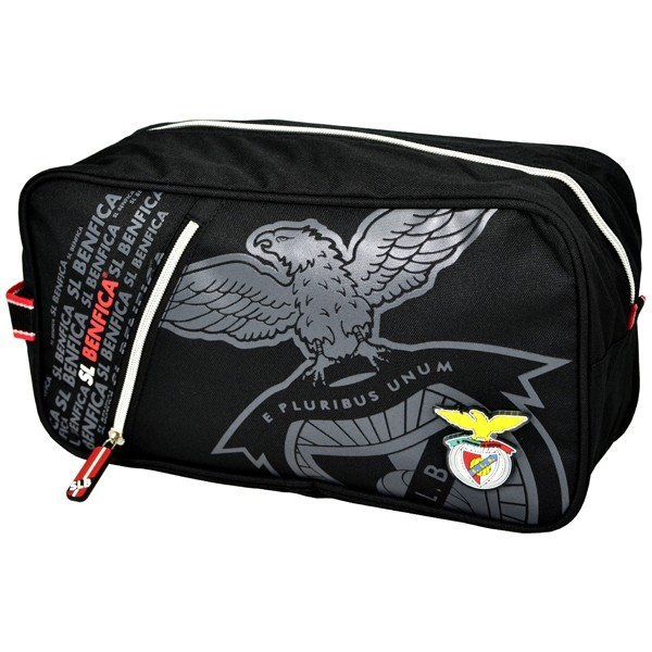 S.L. Benfica Black Shoe Bag