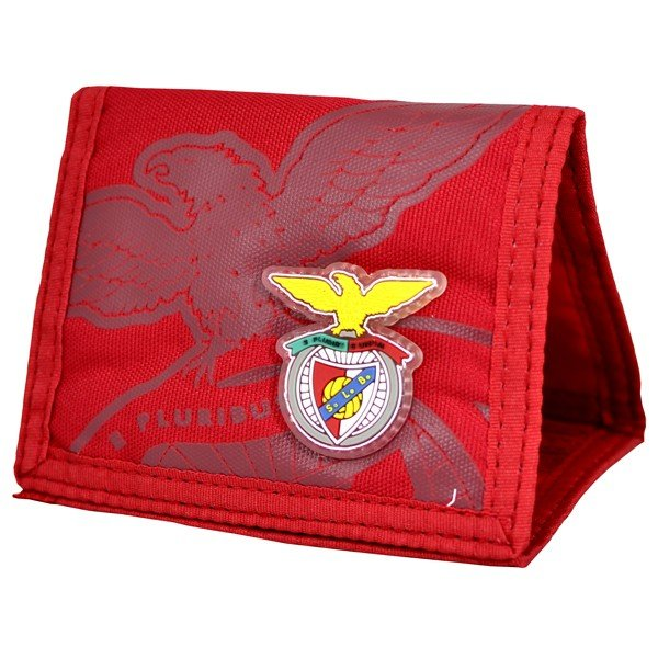S.L. Benfica Red Wallet