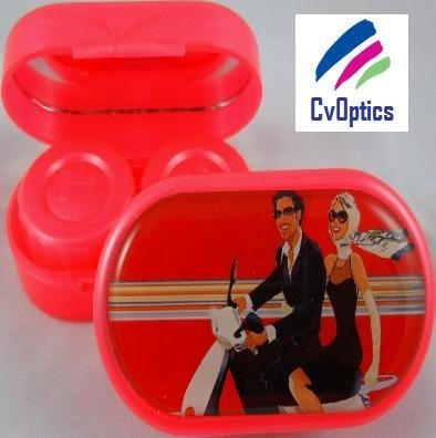Ciao Bella Gavin Reece Contact Lens Soaking Case
