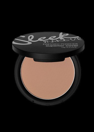 Sleek MakeUP 'Superior Cover' Pressed Powder In Biscuit