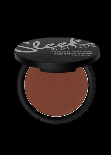 Sleek MakeUP 'Superior Cover' Pressed Powder In Bronze