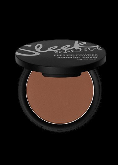 Sleek MakeUP 'Superior Cover' Pressed Powder In Tan