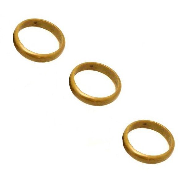 Sear Plastic Bangles Balloon Weight - Gold