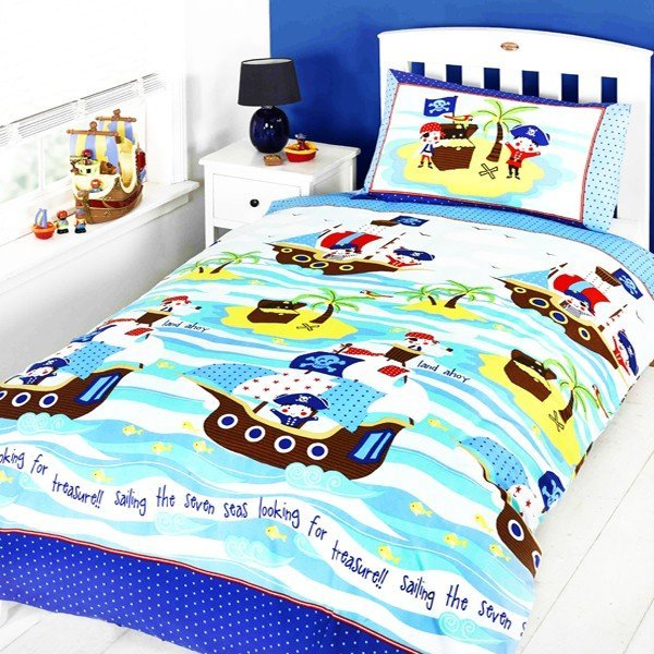 Ship Ahoy Single Duvet Set