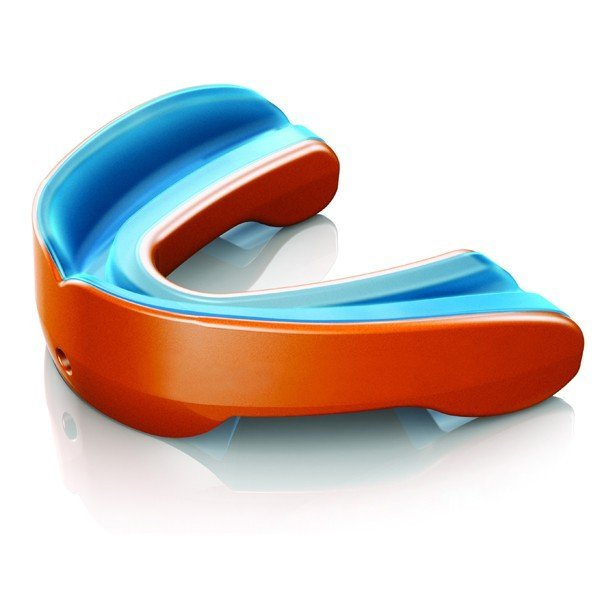 Shock Doctor Gel Nano Orange Mouthguard - Adult