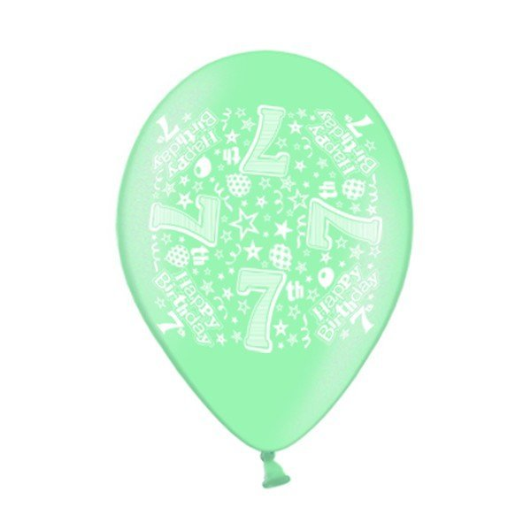 Simon Elvin 10 Inch Latex Balloon - Age 7