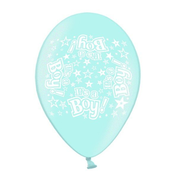 Simon Elvin 10 Inch Latex Balloon - Its a Boy