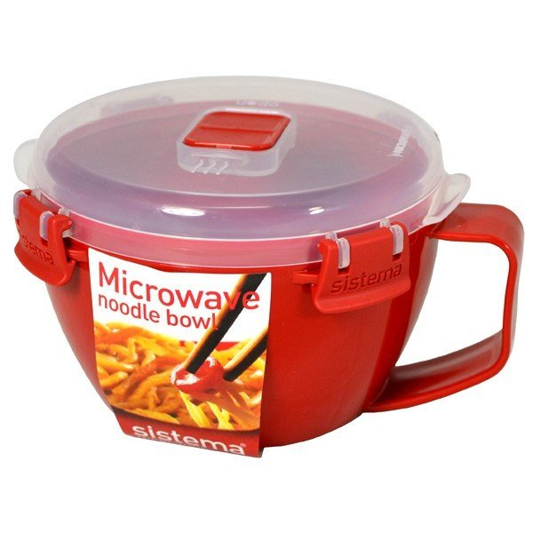 Sistema Noodle Bowl - Red