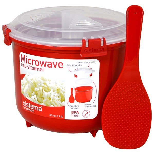 Sistema Rice Steamer - Red