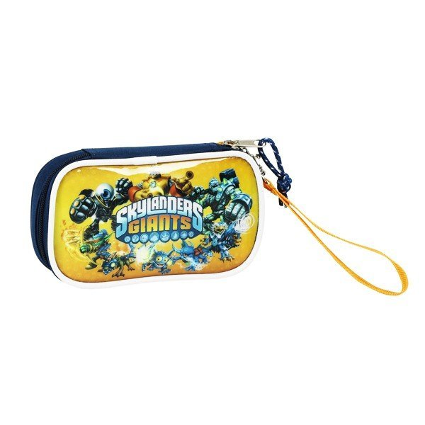 Skylanders Orange PSP/DS Case