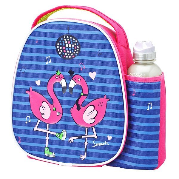 Smash Boggie Lunch Bag And Bottle Set