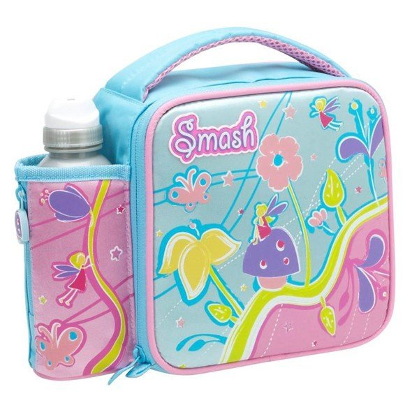 Smash Fairy Dust Junior Lunch Bag and Bottle Set