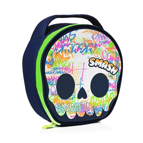 Smash Skull Shaped Lunch Bag