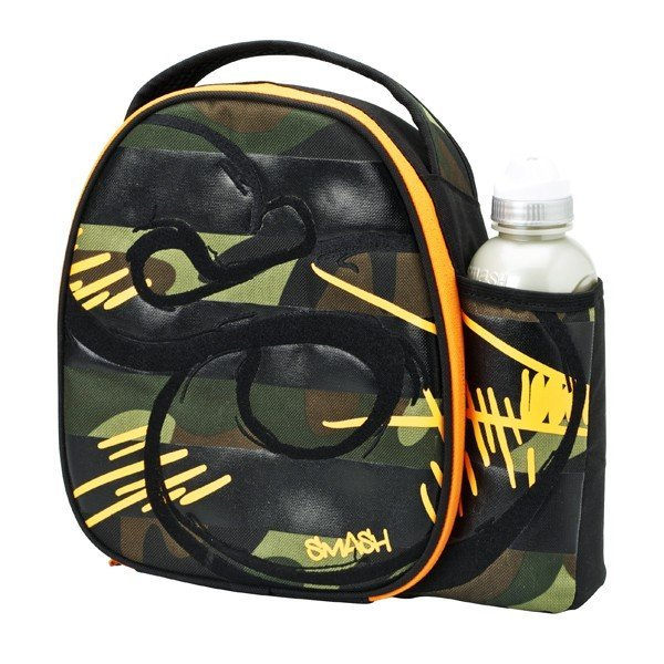 Smash Splinter Lunch Bag And Bottle Set