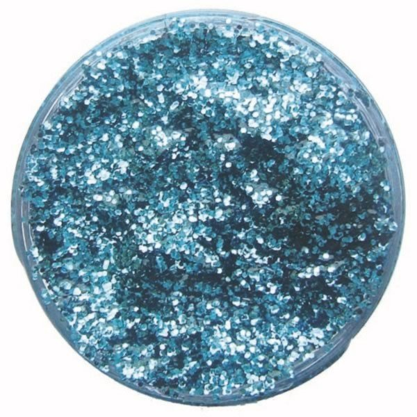 Snazaroo 12ml Glitter Gel - Sky Blue