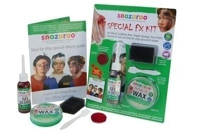 Snazaroo Special FX Makeup & Paint Kit