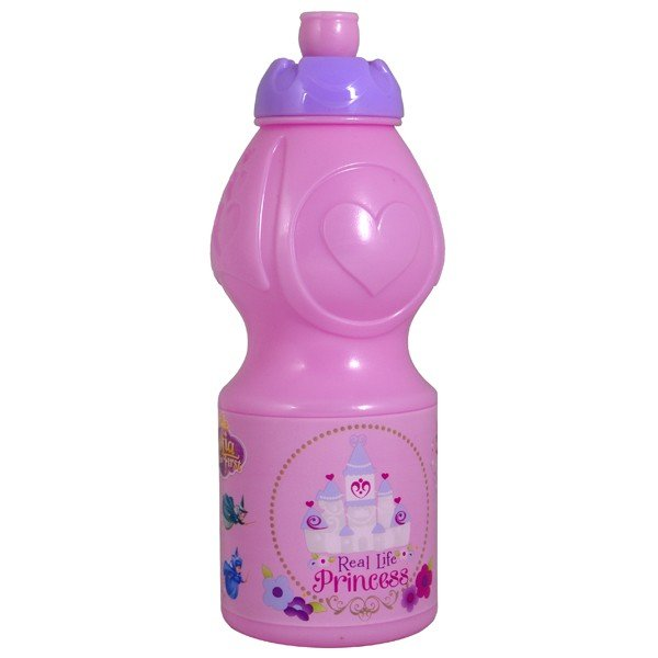Sofia The First Plastic Water Bottle