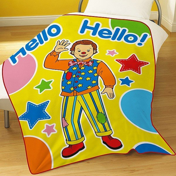 Something Special Fleece Blanket - Mr Tumble