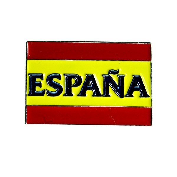 Spain Crest Pin Badge