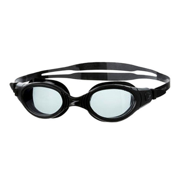 Speedo Adult Futura Biofuse Goggle - Black/Smoke