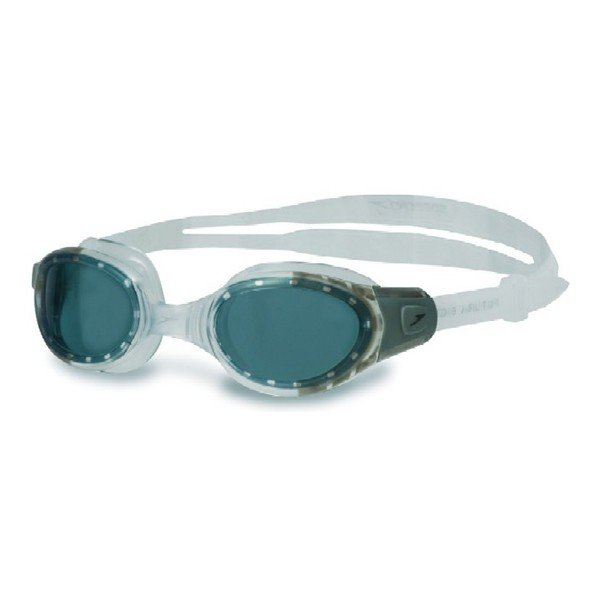 Speedo Adult Futura Biofuse Goggle - Clear/Smoke