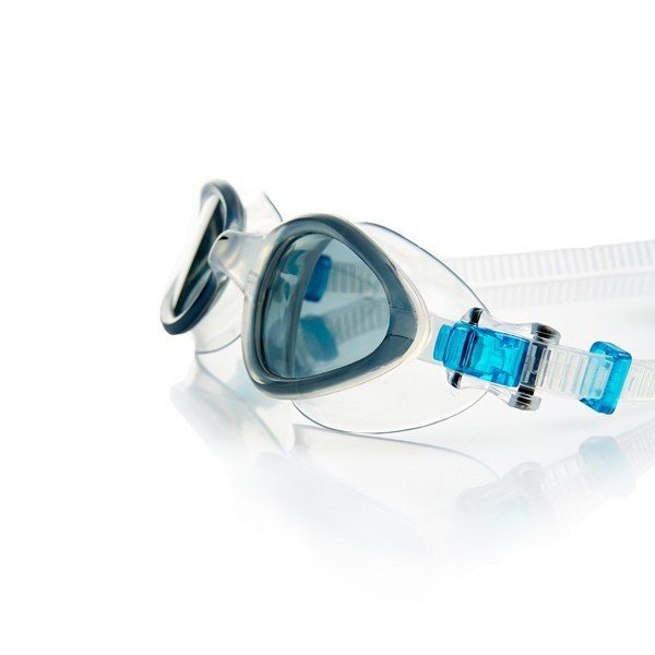 Speedo Adult Futura One Goggle - White