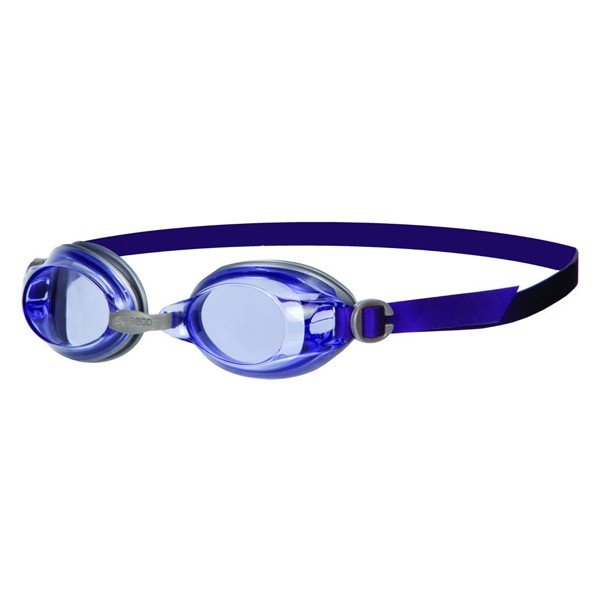 Speedo Jet Goggles - Purple/Silver