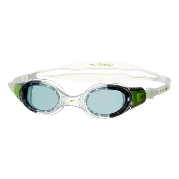 Speedo Junior Futura Biofuse Goggle - Green/Clear