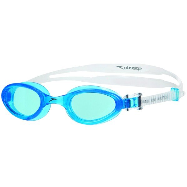 Speedo Junior Futura One Goggle - Blue/Clear