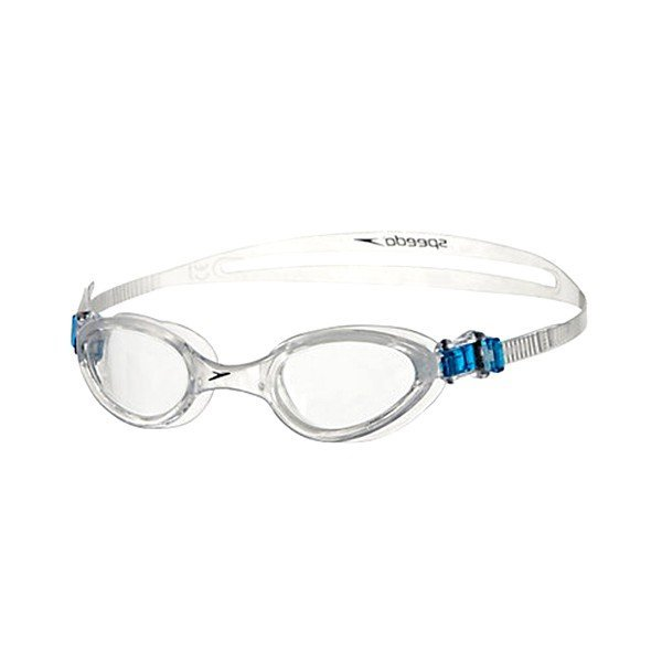 Speedo Junior Futura One Goggle - Clear/Clear
