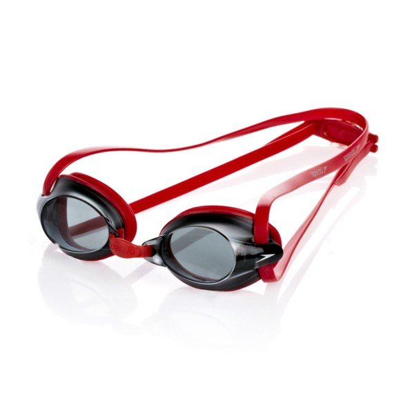 Speedo Junior Jet Goggle - Red