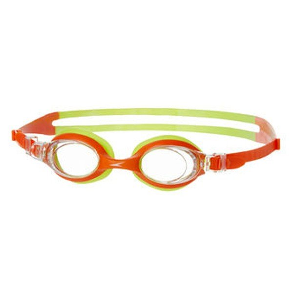 Speedo Junior Skoogle Goggle - Green/Orange