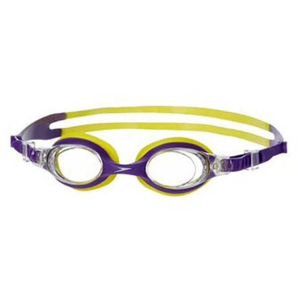 Speedo Junior Skoogle Goggle - Purple/Yellow