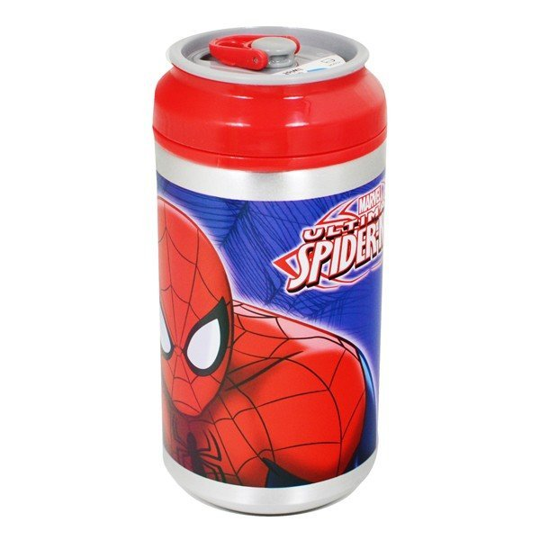Spiderman 500ml Aluminium Can