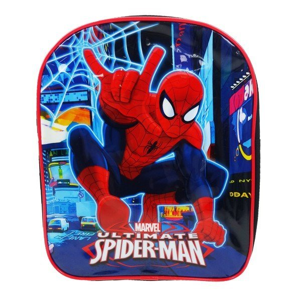 Spiderman Blue Boy@@s BackPack