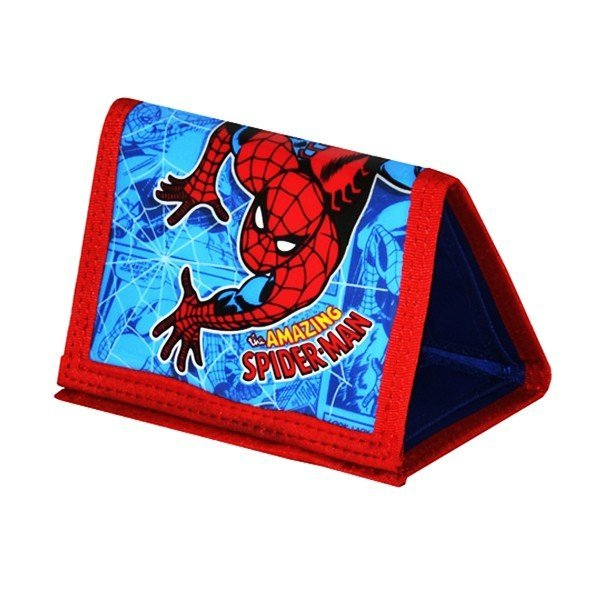 Spiderman Velcro Wallet