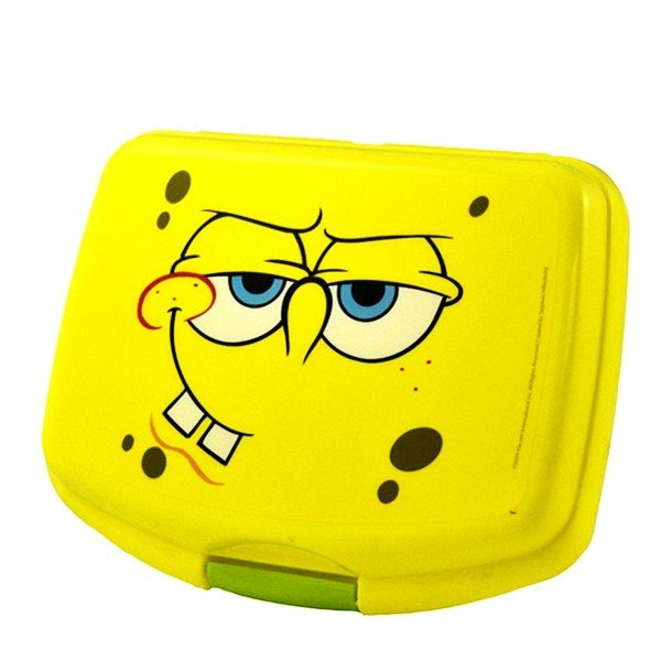 Spongebob Sandwich Box