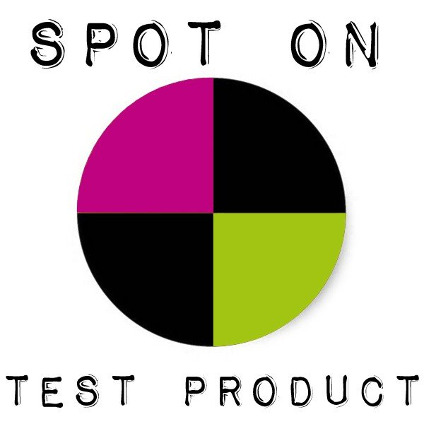Spoton Gifts t/a Abbey Cards Export 100007 Test ProductCode