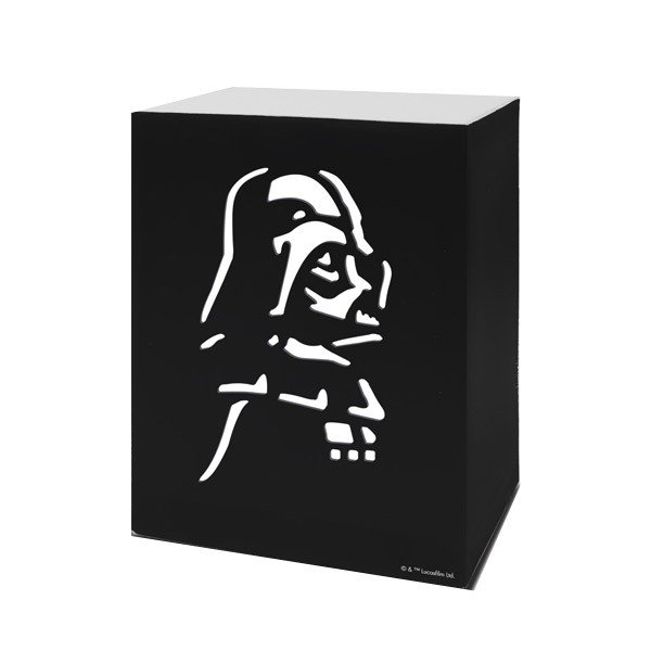 Star Wars Box Light - Darth Vader