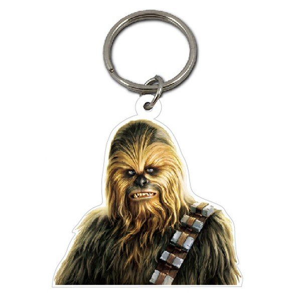 Star Wars Chewbacca Keyring