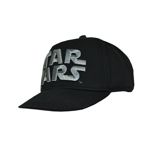 Star Wars Contrast Snap Back Cap Black - Adult