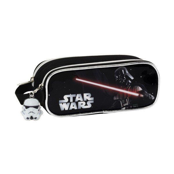 Star Wars Dark Vader Double Pencil Case 21cm