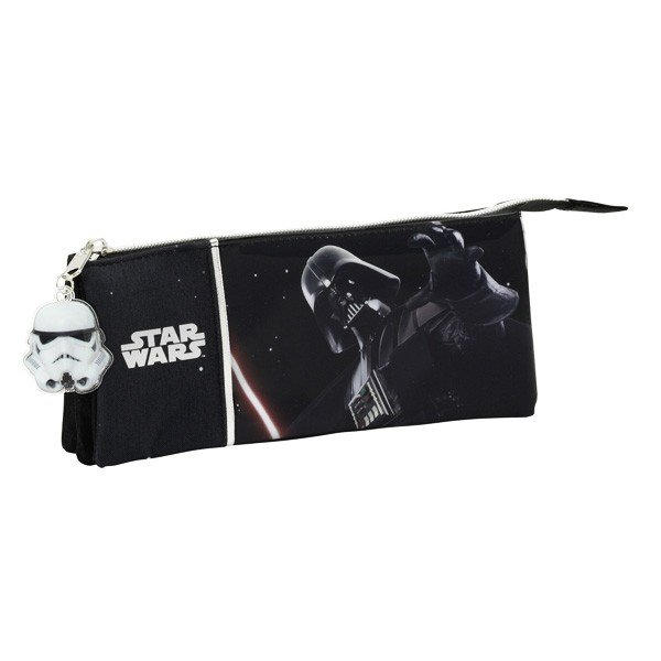 Star Wars Dark Vader Tripple Penil Case