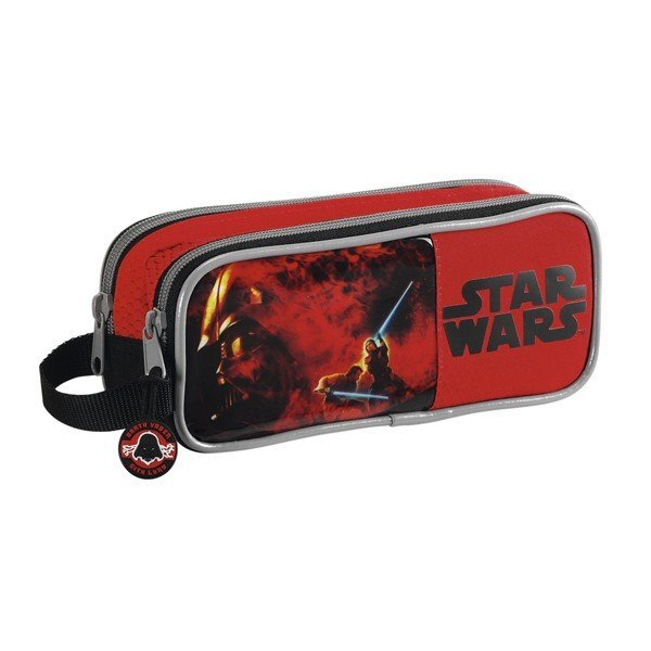 Star Wars Double Pencil Case - 21 CM