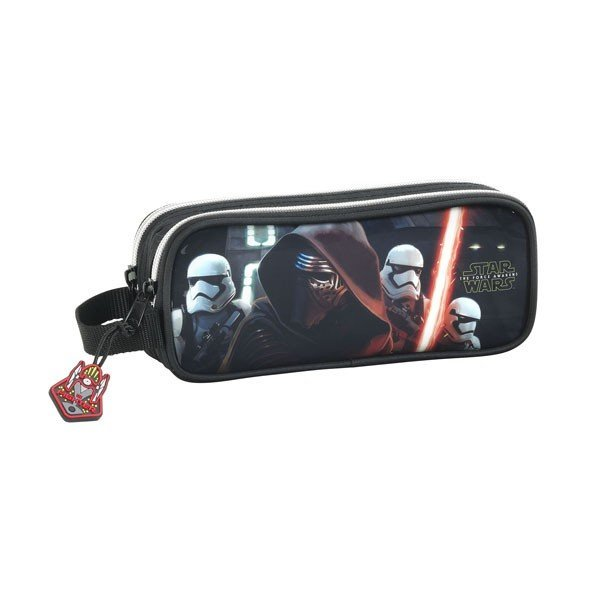 Star Wars Episode 7 Double Pencil Case 21cm