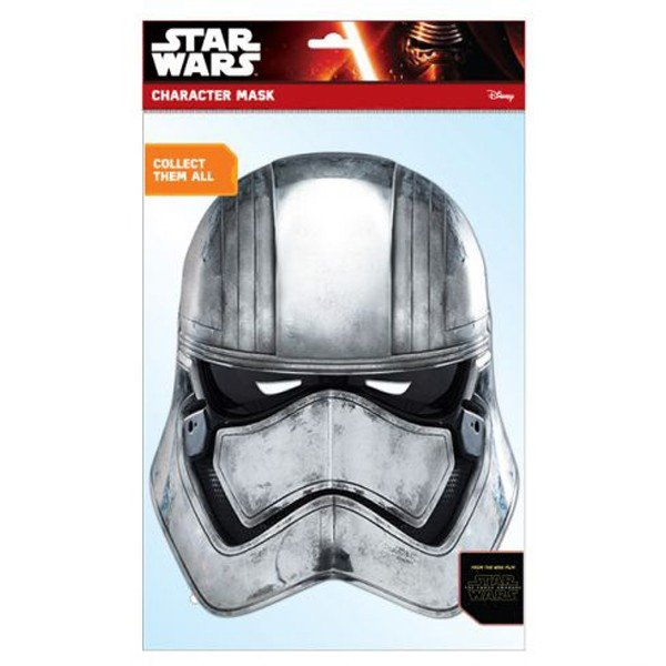 Star Wars Episode 7 Face Mask - Captain Phasma