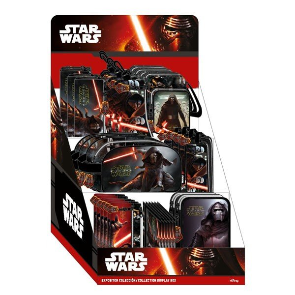 Star Wars Episode 7 FSDU Display Unit with Products